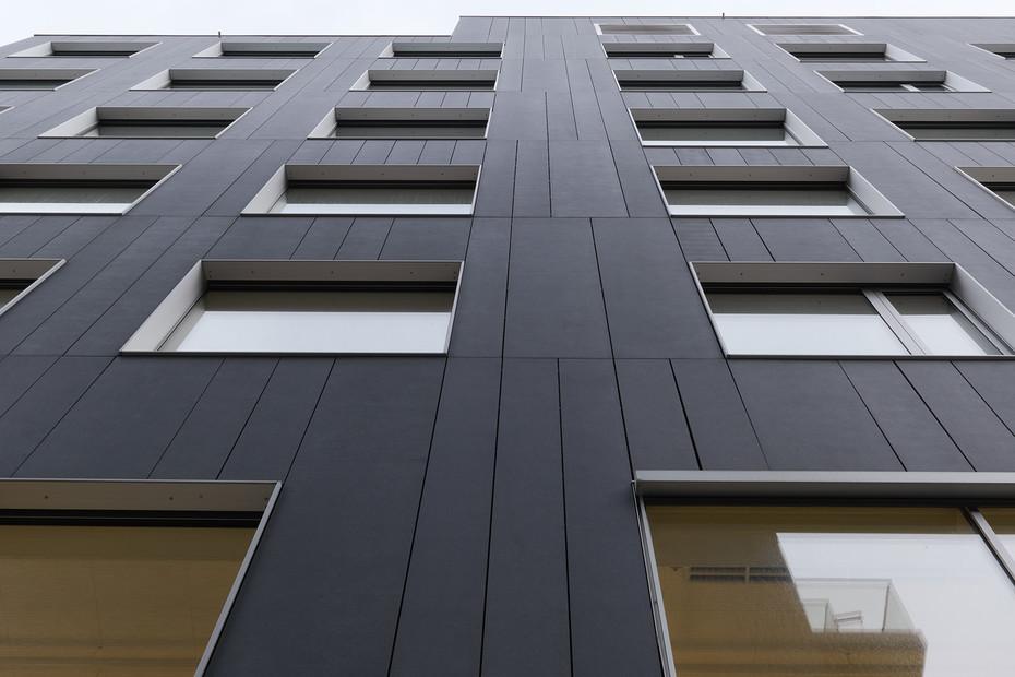 concrete skin, Campus Carlsberg