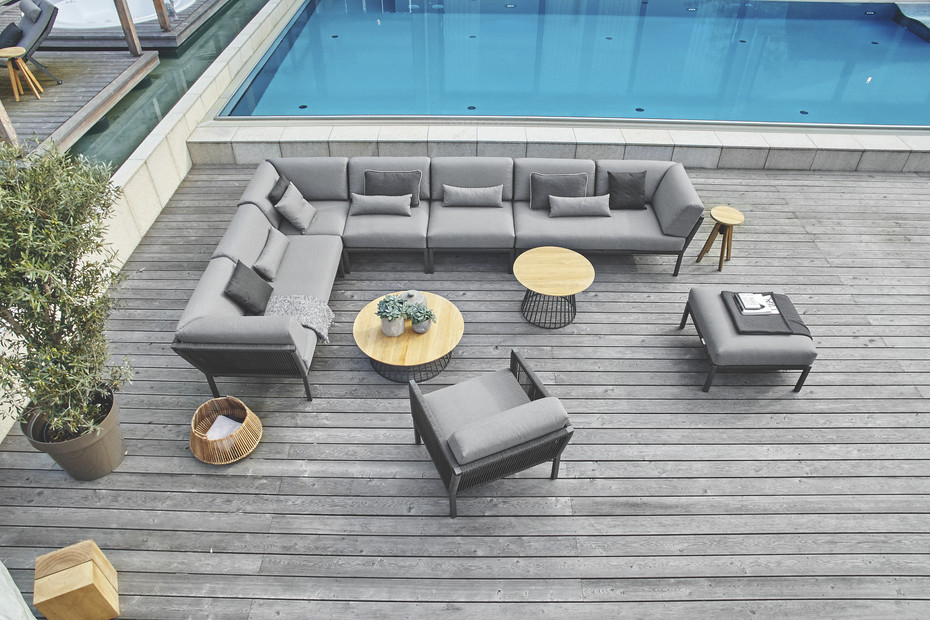 Club lounge sofa 2
