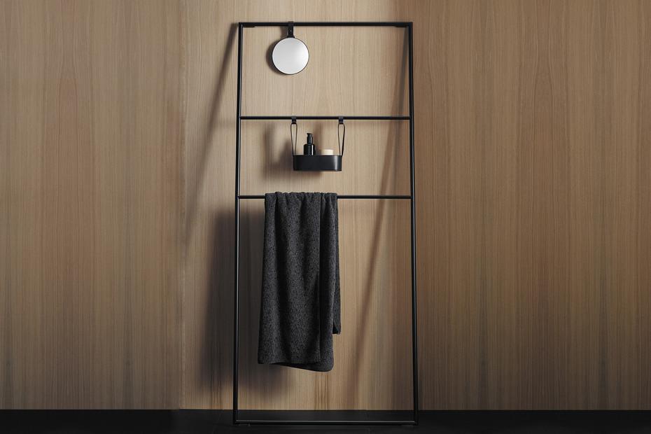 Coco towel rail rack