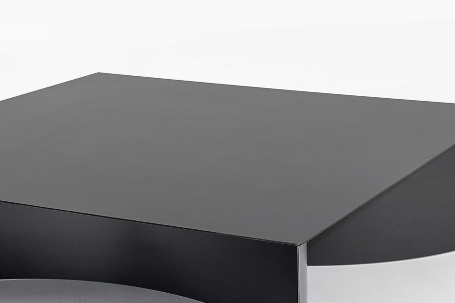 Void low table