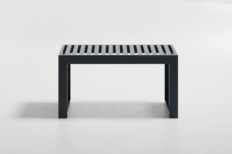 DNA outdoor bench