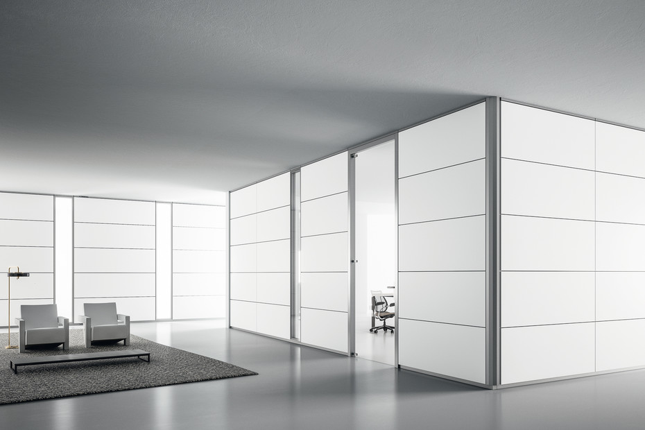 DV604 partition wall