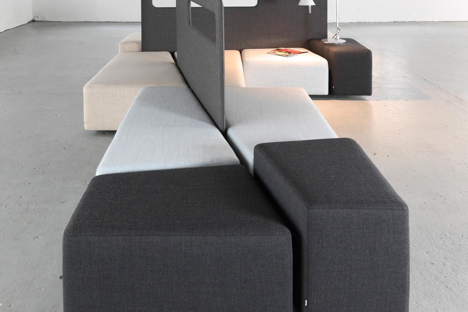 Diagonal Sofa