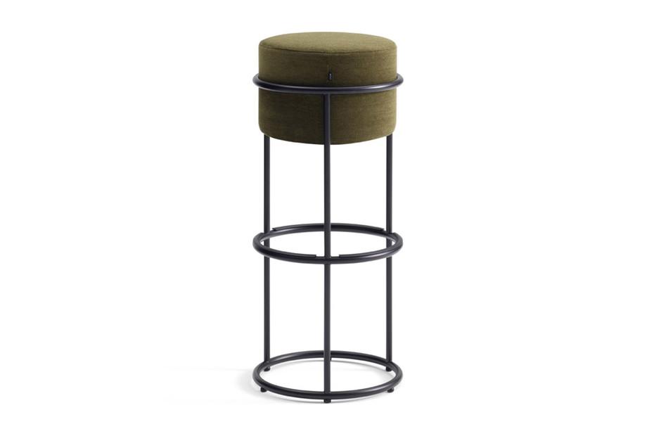 Drop bar stool
