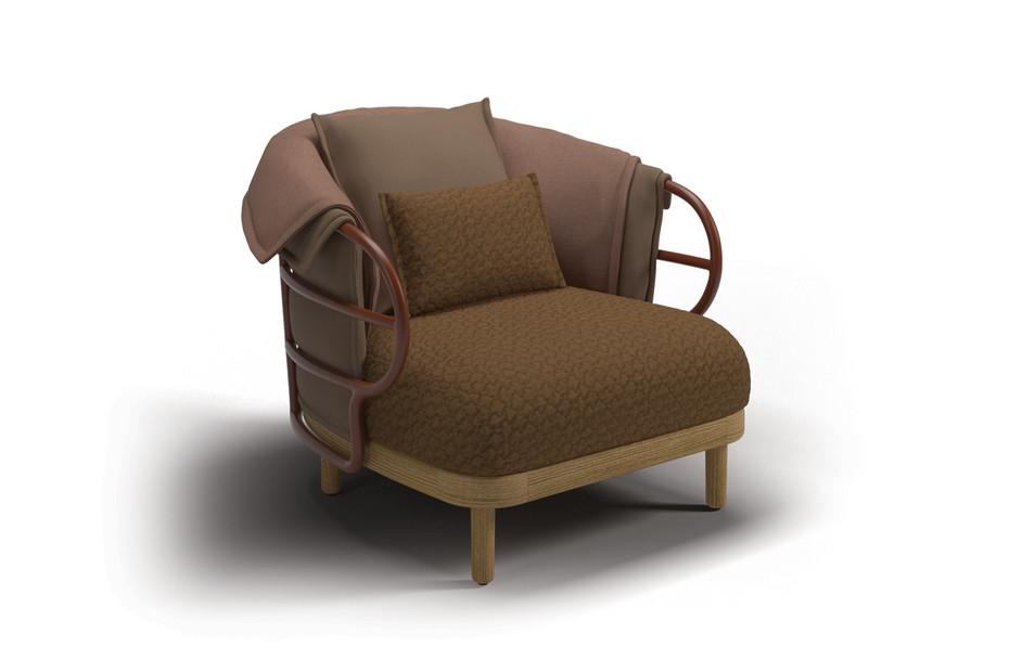 Dune lounge chair