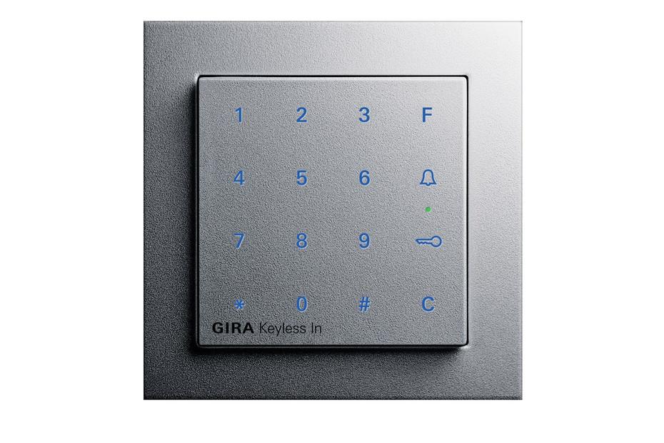 E2 Keyless In Codetastatur