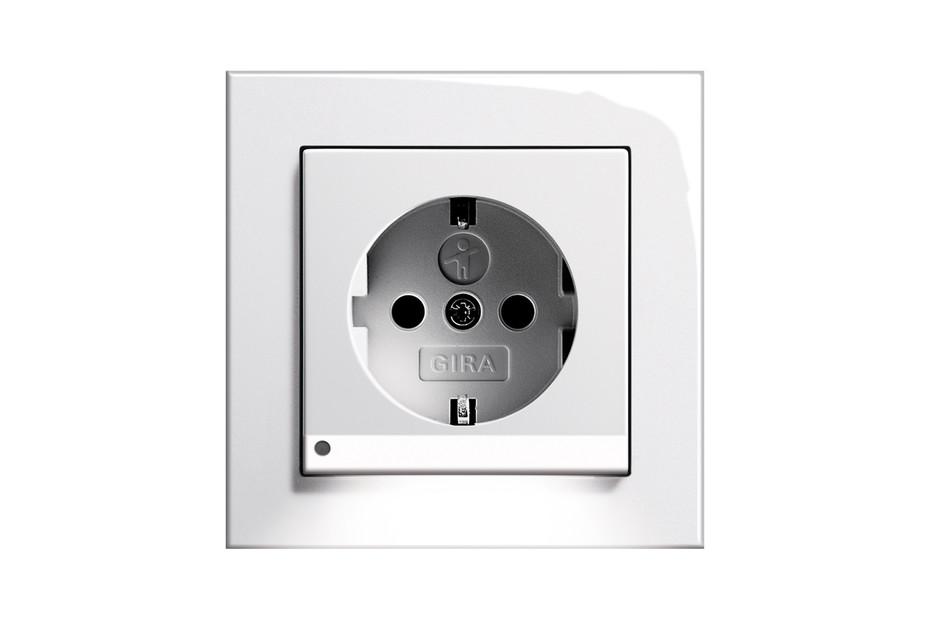 E2 Socket with LED-Navigationlight