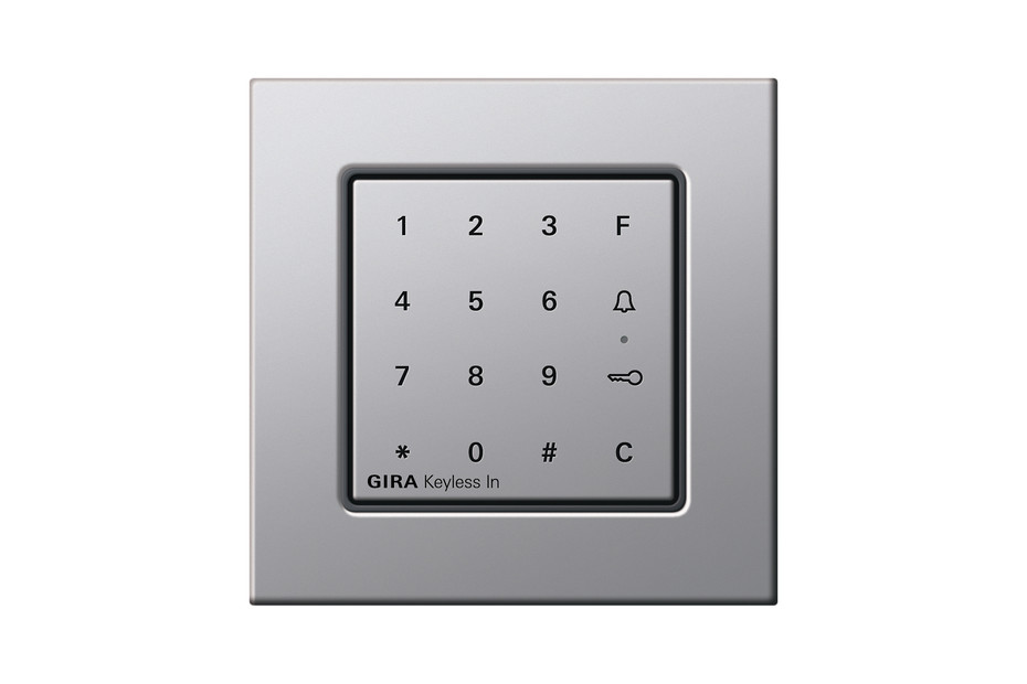 E22 Keyless In Codetastatur