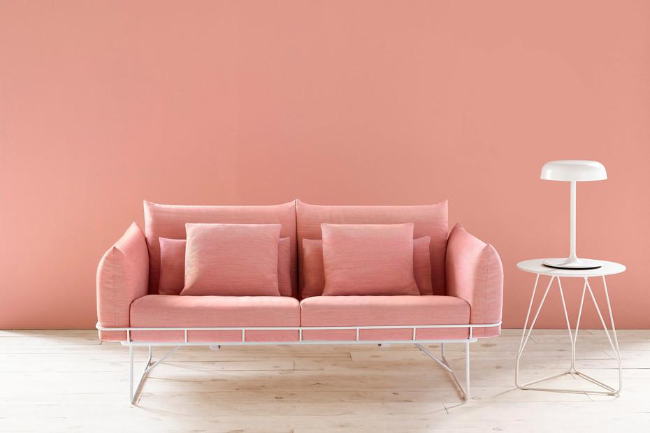 Wireframe Sofa Group