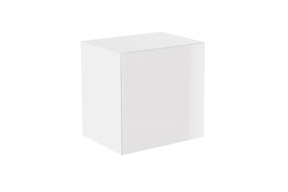 Basic module glass front white