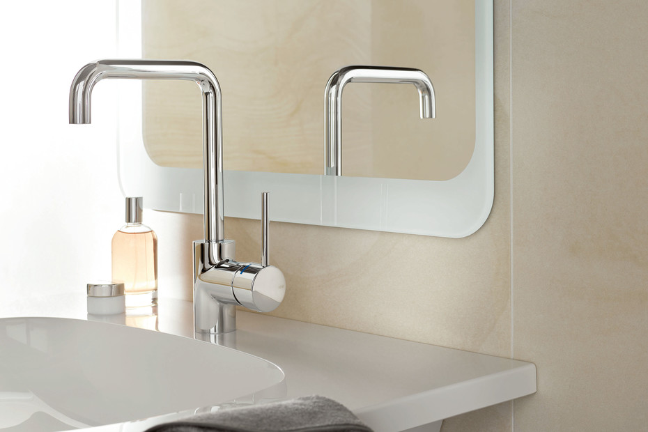 Einhebel-Waschtischmischer AQ 477/801