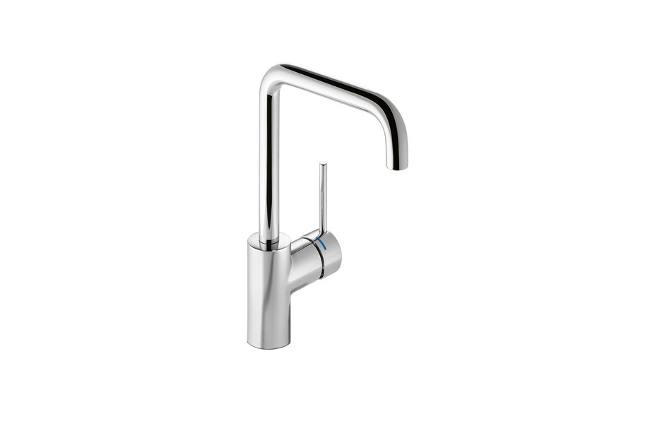 Single lever washbasin mixer tap AQ 477/801