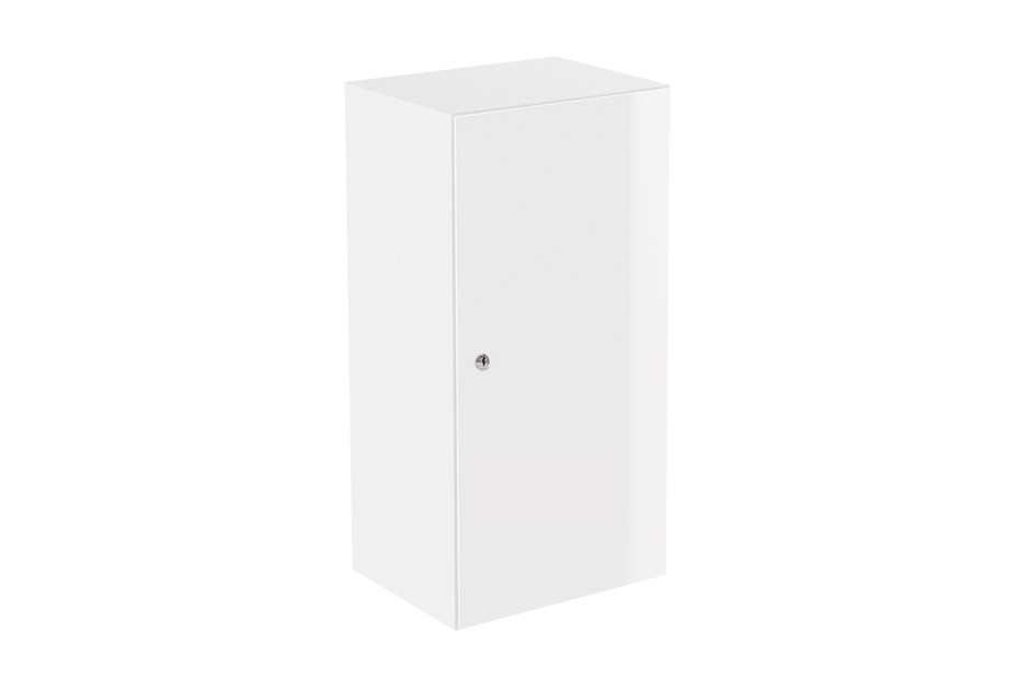 Cabinet module, lockable