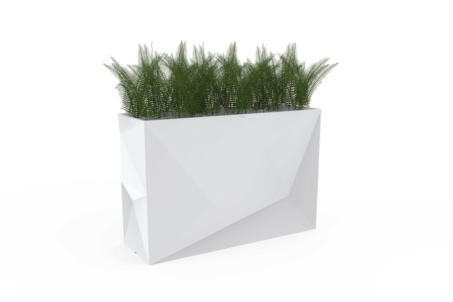 FAZ Pflanzenbehälter hoch