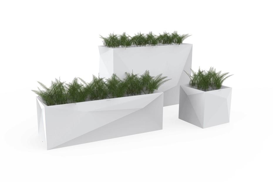FAZ Pflanzenbehälter breit