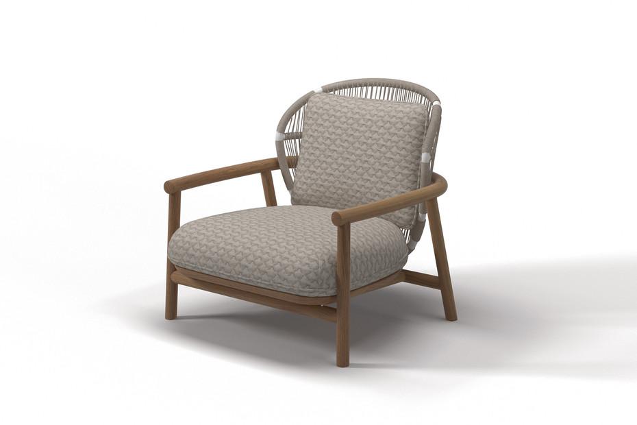 Fern Low Back Lounge Sessel