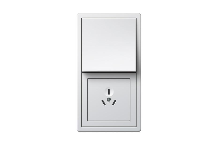 Flächenschalter Schalter / Steckdose