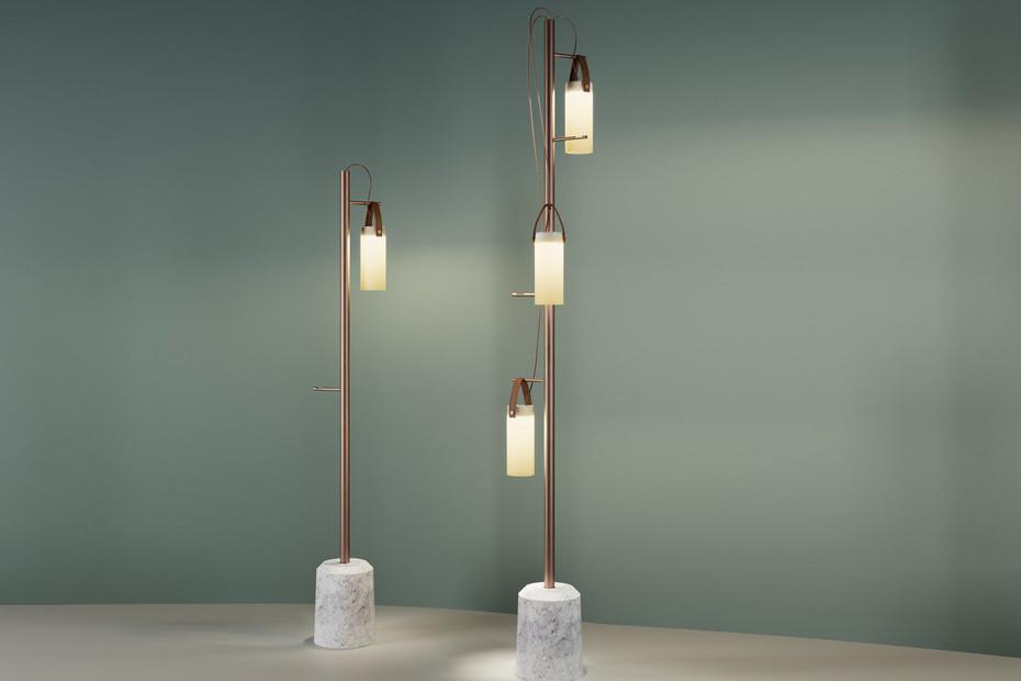Galerie floor lamp