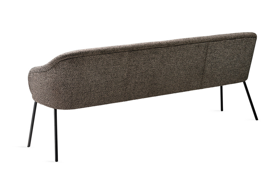 Ona Curved Bench