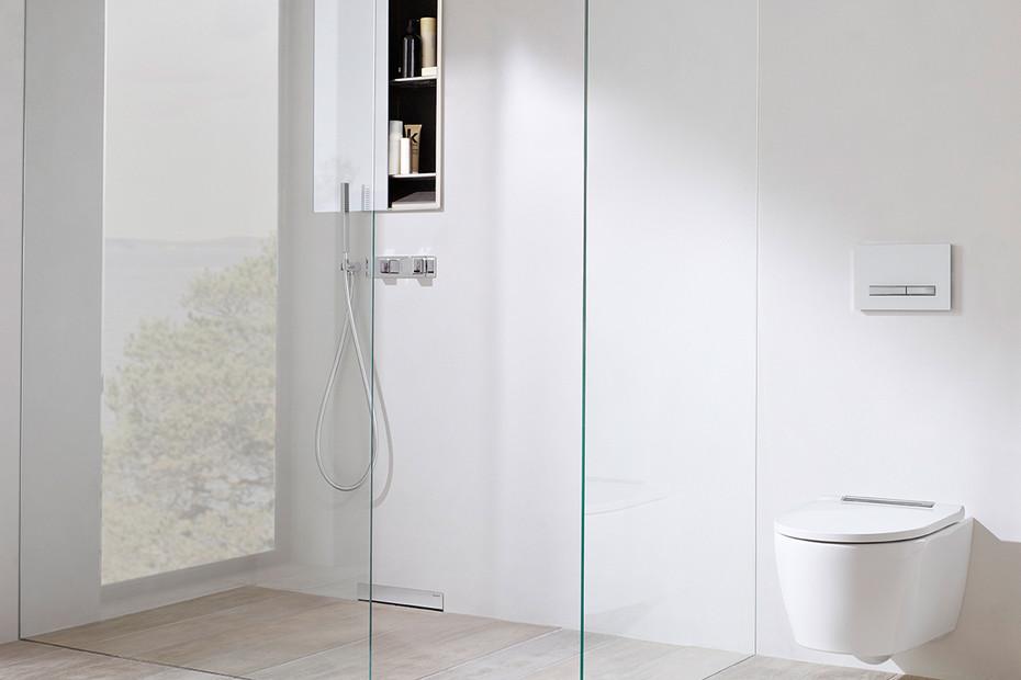 Geberit ONE shower partition