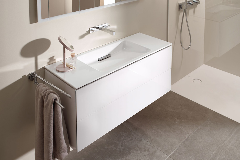 Geberit ONE wall-mounted tap