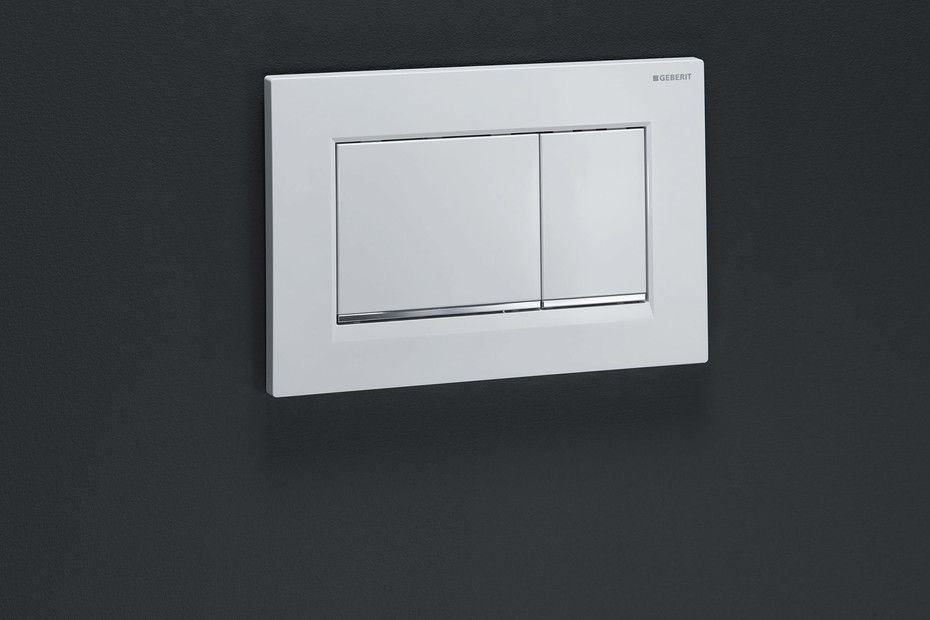 Flush plate Sigma30