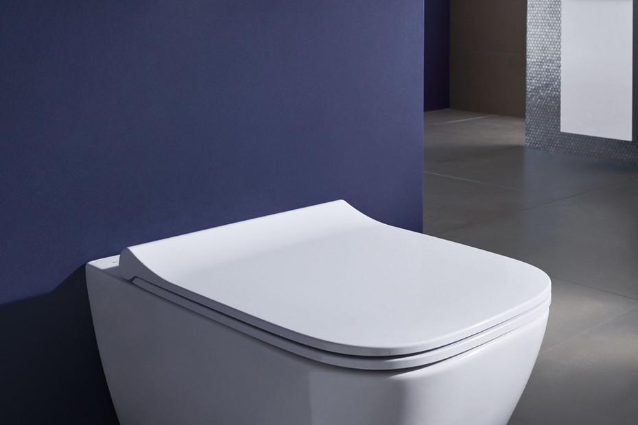 Smyle Square WC seat