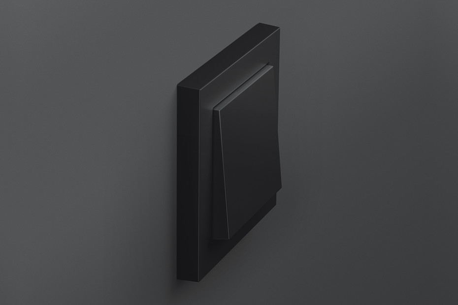 E2 black matt