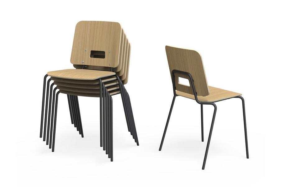 Grip NxT Stuhl mit Beinen