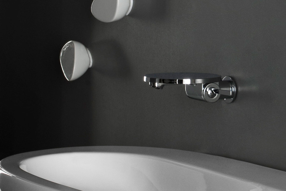 Kartell by Laufen wall mixer