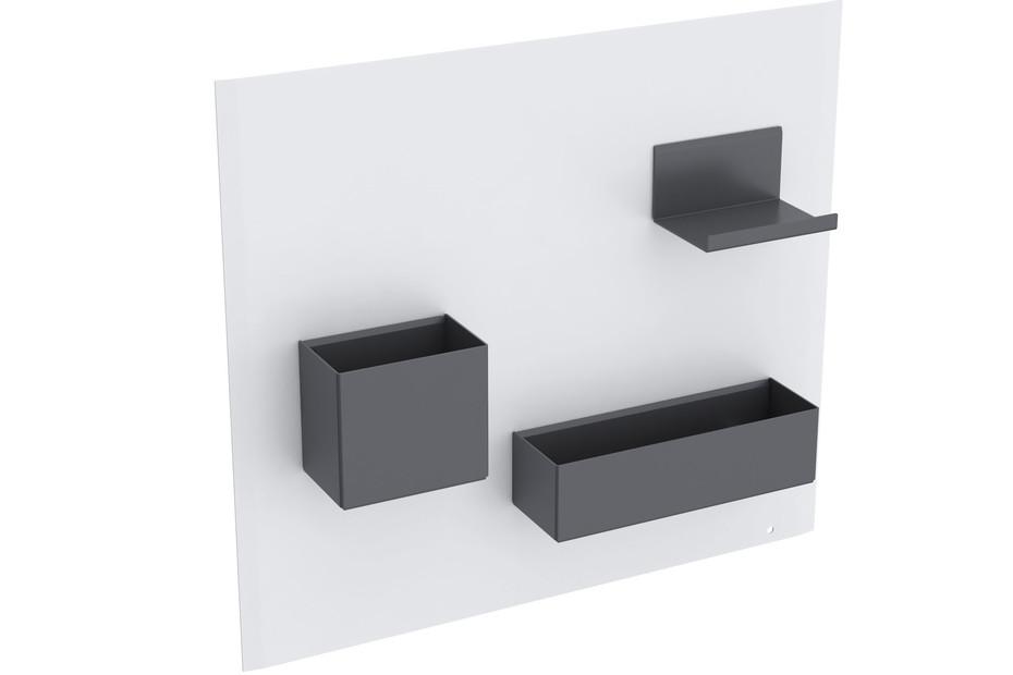 Acanto magnetic board set