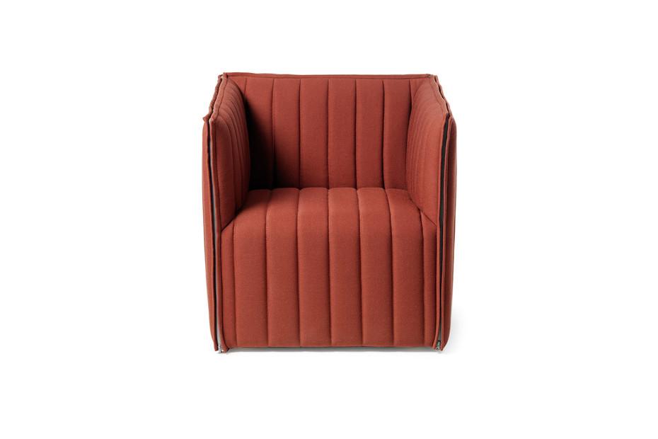 Kvilt easy chair