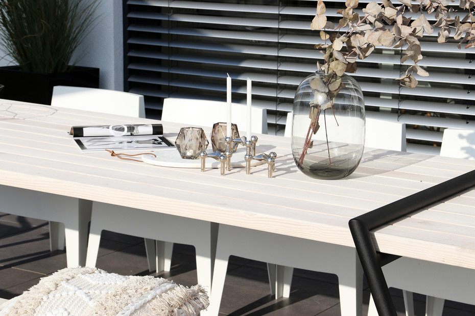 Outdoor Family Table