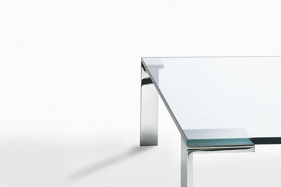 Liko Glass Couchtisch