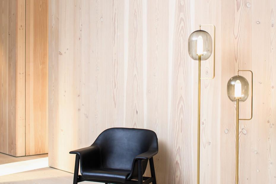 Lantern Light floor lamp
