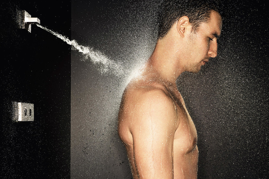 WATER CURVE concealed body spray