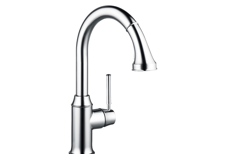 M53 M5316-H210/H240 single lever kitchen mixer 210/240 with pull-out spray