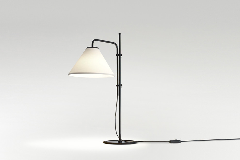 Funiculí Fabric table lamp