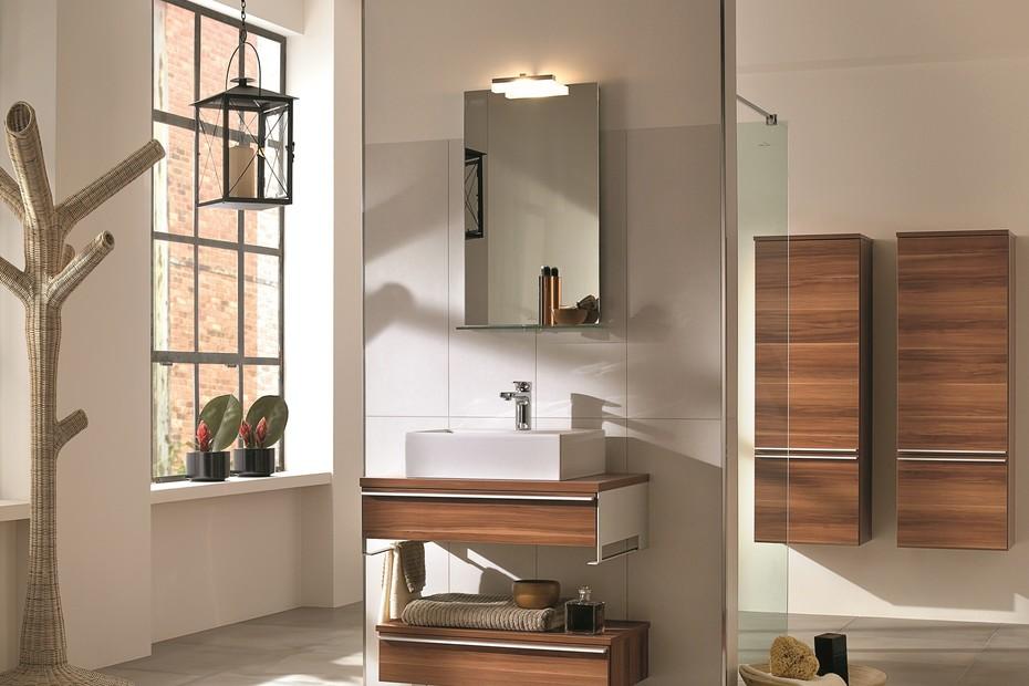 Surface-mounted washbasin Memento