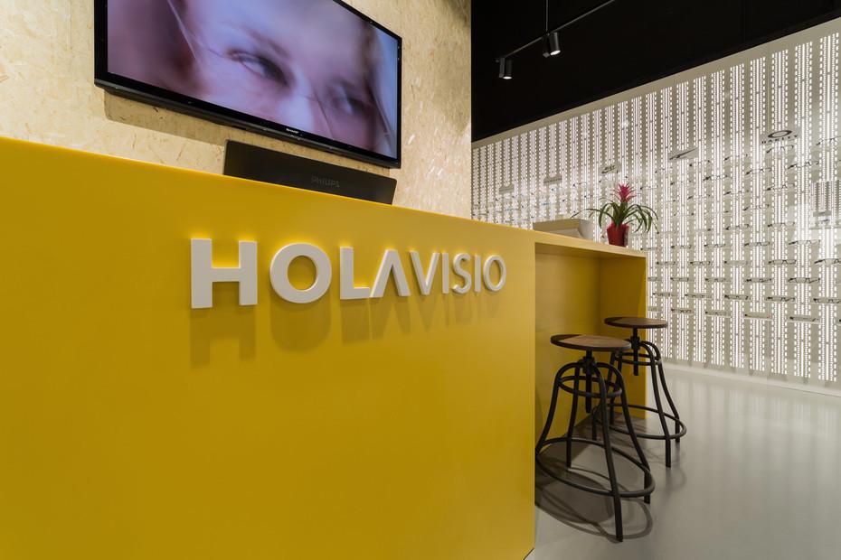HolaVisio Barcelona 6201. Imperial Yellow