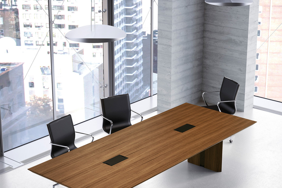 Multipliceo modular conference table