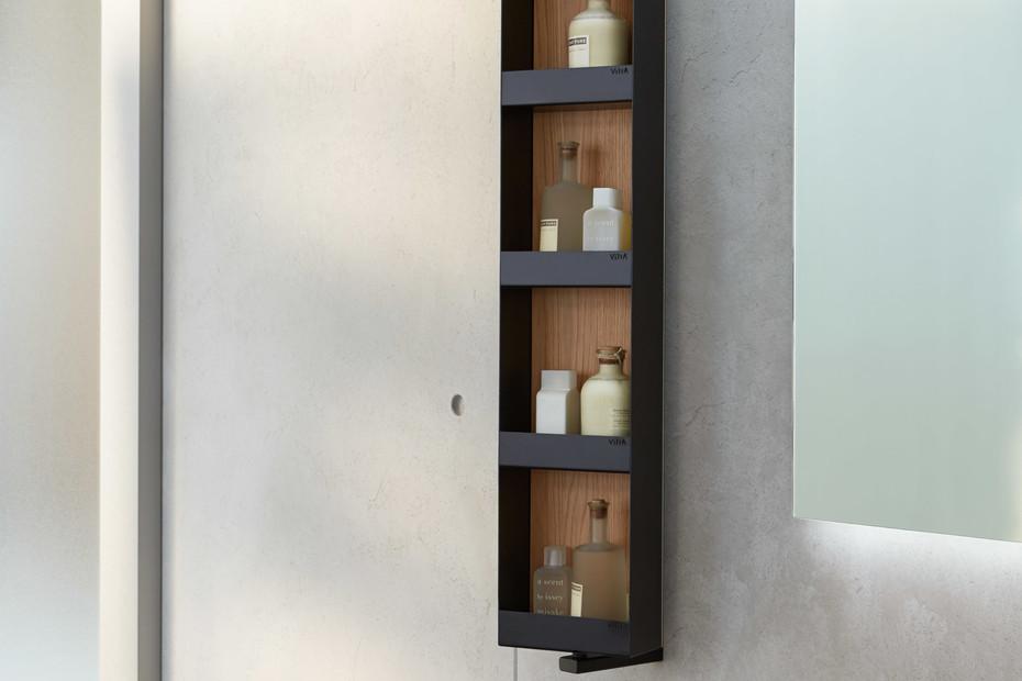 Memoria mirror shelf