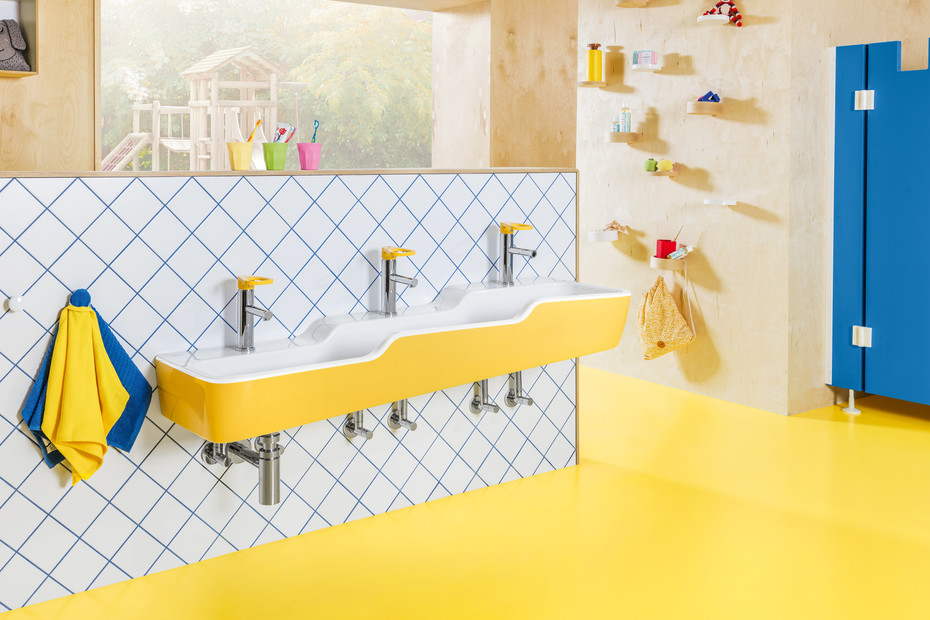 Washbasin O.Novo Kids