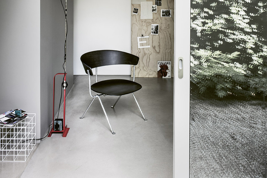 OFFICINA chair wide