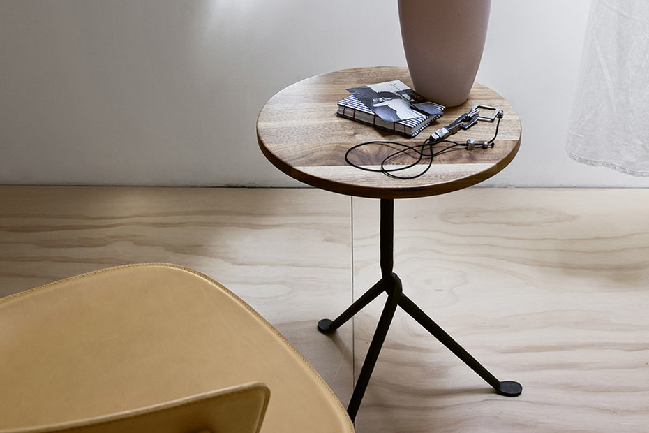 OFFICINA round small table