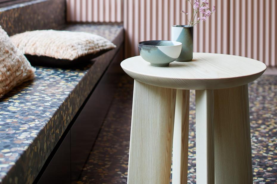 P 68 stool