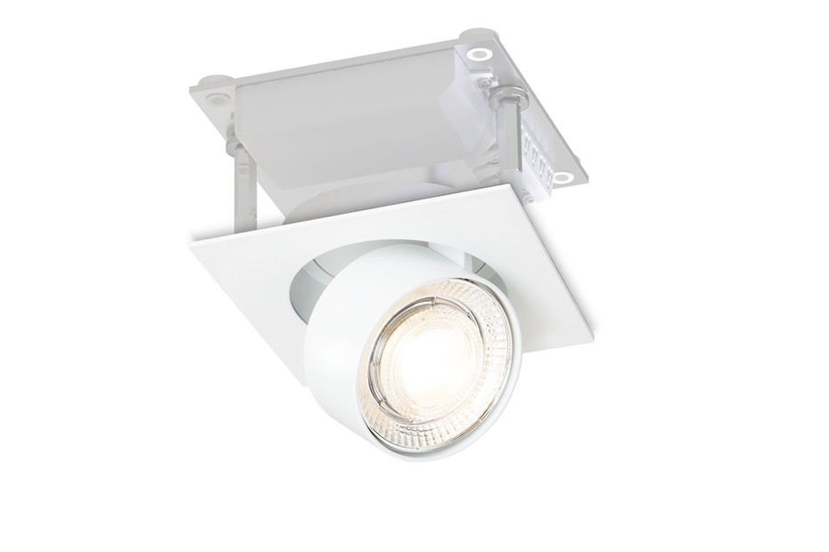 wittenberg 4.0 recessed concrete spotlight wi4-be-1e-rl