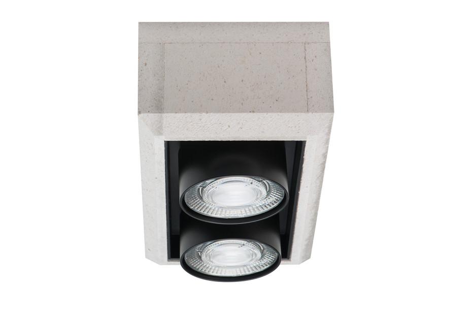 wittenberg 4.0 recessed concrete spotlight wi4-fk-ab-2e-hb