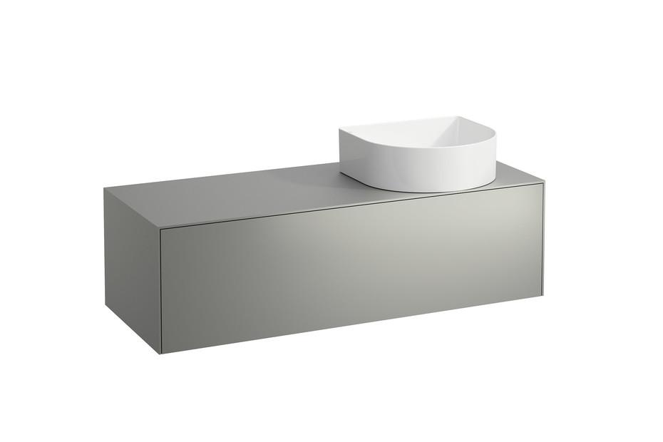 SaphirKeramik Sonar Möbelwaschtisch