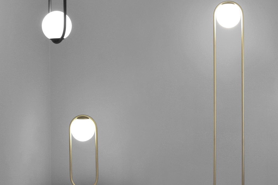 C_Ball table lamp